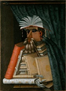 Arcimboldo_Librarian_Stokholm